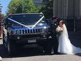 Weddings hummer hire