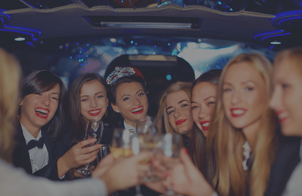 girls corporate Limousine Hire