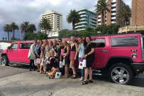 bachelor party limo hire