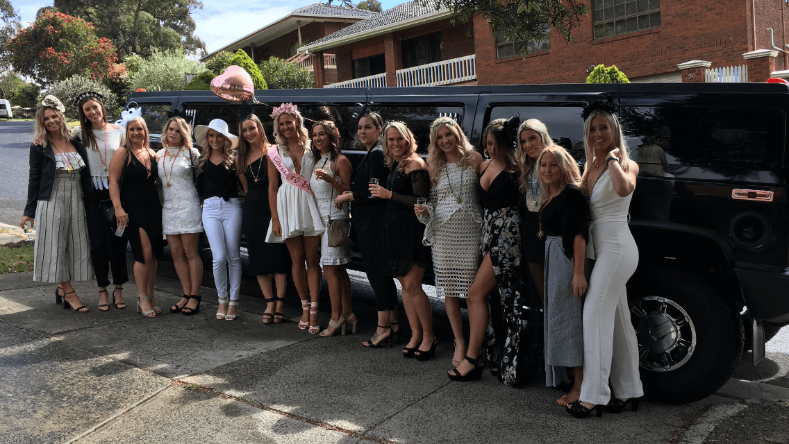 party limo hire